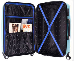 Leisure Necessary & Popular by Young ABS Hard Trolley Suitcase pictures & photos