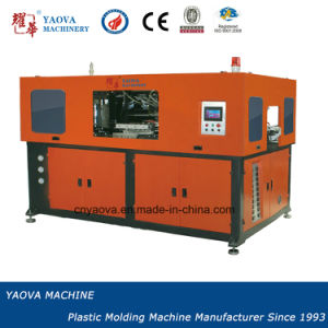 Pet Stretch Blow Molding Machine for Beverage Bottle Yv-5000ml pictures & photos