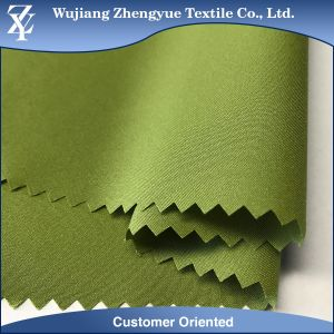 50d Ultralight 100% Polyester Stretch Garment Fabric pictures & photos