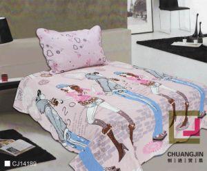 Printed Quilt Pigment Printing Children pictures & photos