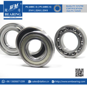 6211 Zz 2RS High Speed Spindle Radial Ball Bearing pictures & photos