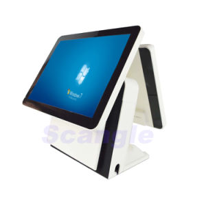 15inch All in One Touch POS System for Retail with Customer Display pictures & photos