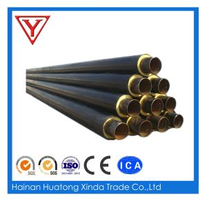 Thermal Insulation Pipe FRP Pipe GRP Insulating Pipe pictures & photos