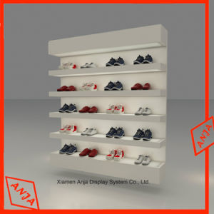 Store Shoe Display Shelf pictures & photos