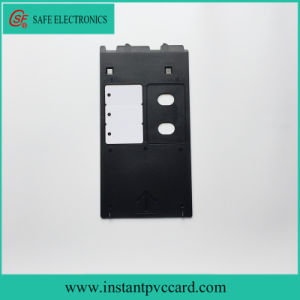 Inkjet PVC ID Card Tray for Canon IP4820 Inkjet Printer pictures & photos