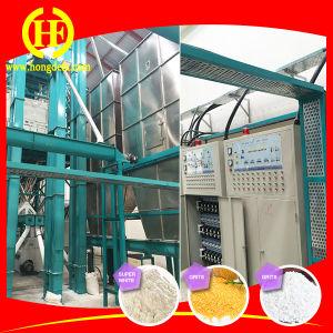 Automatic Complete Maize Flour Mill Machine pictures & photos