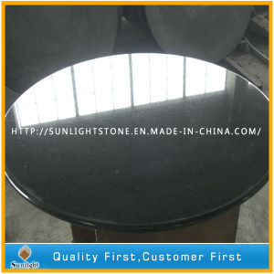 Absolute Shanxi Black Granite Coffee Desk Tops for Commercial/Residential pictures & photos