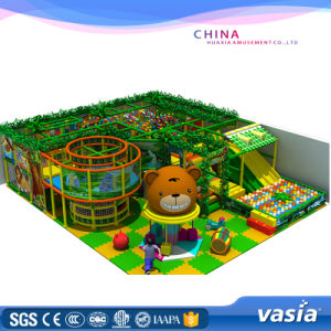 Indoor Kids Park Playground The Play Item for Kids pictures & photos