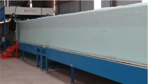 Foam Sponge Polyurethane Automatically Continuous Foam Making Line