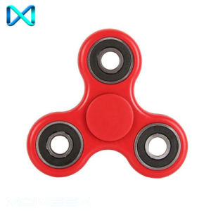 ABS Plastic Fidget Hand Finger Tri Spinner with High Speed pictures & photos