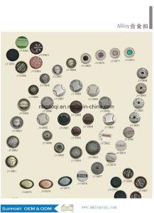 High Quality Fashion Zinc Alloy Jeans Metal Button pictures & photos