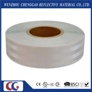 Hot Selling Fluorescent Orange Reflective Adhesive Tape for Truck (CG5700-OO) pictures & photos