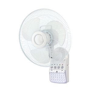 Rechargeable 16 Inch Electric Wall Fan with Remote Control pictures & photos
