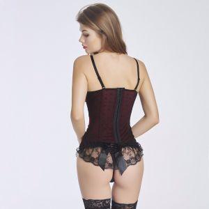Women Sexy Bustier Lingerie Corset for Wholesale pictures & photos