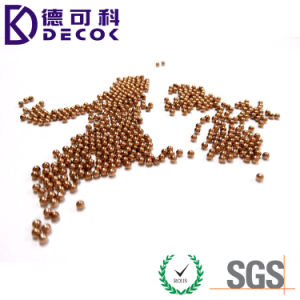 SGS for New Products G10-G1000 Solid Copper Ball pictures & photos