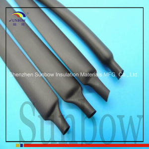 Flexible Heat Shrinkable Irradiated Polyolefin Insulating Tubes pictures & photos