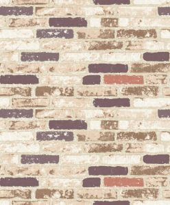 China Luxury Home Decoration Brick 3D Wallpaper Suppliers pictures & photos