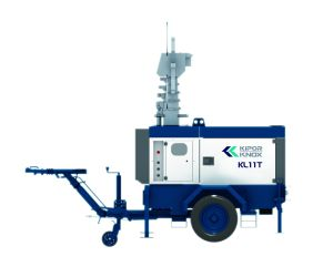 Kipor Diesel Generator Outdoor Lighting Tower Kl11t pictures & photos