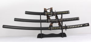 Home Decorative Samurai Sword Set pictures & photos