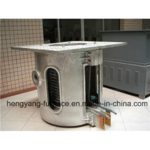150kg Stainless Steel Scrap Melting Furnace pictures & photos