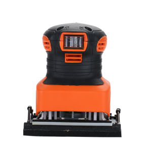 Polishing Machine Electric Orbital Sander with 100*100 Pads (KD66) pictures & photos