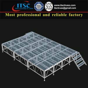 1.22 X 1.22m Acrylic Stage for Wedding Events pictures & photos