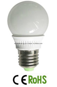 G50 4W E27 with Ce RoHS LED Bulb Light pictures & photos