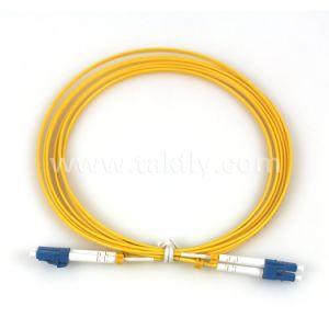FTTH LC/Sc/St/FC Single Mode Simplex Duplex Fiber Optic Patchcord pictures & photos
