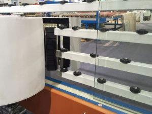 Automatic PLC Control Glass Straihgt Edging Machine pictures & photos