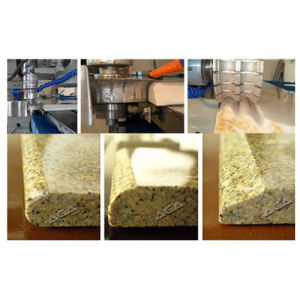 Stone Edge Profile & Polish Machine for Granite & Marble (MB3000) pictures & photos