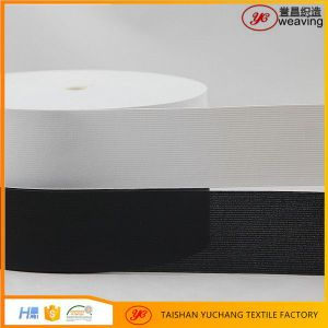Knitted Elastic Band/Elastic Webbing/Elastic Tape Belt pictures & photos