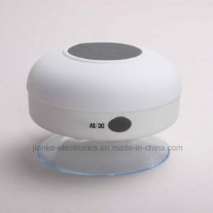 Mini Water Resistant Wireless Shower Speaker (407) pictures & photos
