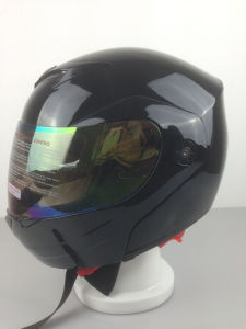 Flip up Helmet Safety Helmet of ABS Material pictures & photos