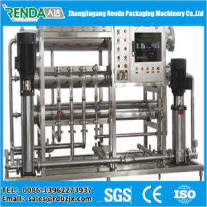 Stainless Steel 5000L Pure Water RO Filter Water Plant pictures & photos