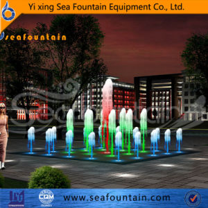 Seafountain Variational Changeable Program Control Pond Fountain pictures & photos