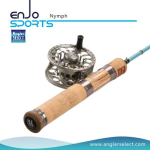 Nymph 2 Sections Super Light Weight Carbon Fiber Fly Rods with FUJI Sic Guides (DNF-53UL/DNF-60UL/DNF-60L/DNF-62XUL/DNF-64L) pictures & photos