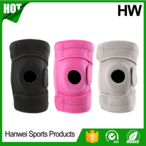 Personalized Unisex Comfortable Sports Neoprene Kneepad (HW-KS015) pictures & photos