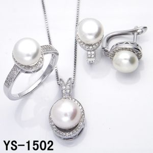 Factory Wholesale 925 Silver Jewelry Set Hotsale pictures & photos