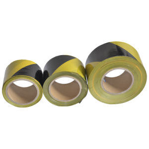 Warning Tape for Road Lock Tape Hot Sell in MID-East pictures & photos