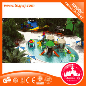 Customized Water Park Slides Water Playground in Swimming Pool pictures & photos