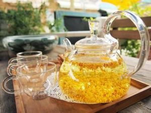 Dehydrated Osmanthus Tea pictures & photos
