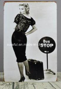 Hot Sale European Style Vintage Tin Sign 20*30cm pictures & photos