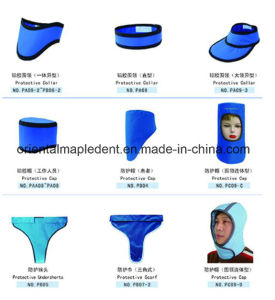 Dental X Ray Protective Lead Collar/Scarf/Cap pictures & photos