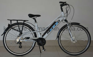 Holland 28 Inch City Electric Bike Oma Bicycle Popular Dutch Cycle China Supplier/E-Bike/Electric City Bike (SY-E2812) pictures & photos