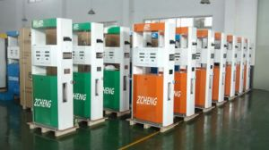 Zcheng Electric Yangtian Series Fuel Dispensing Equipment Double Hose pictures & photos