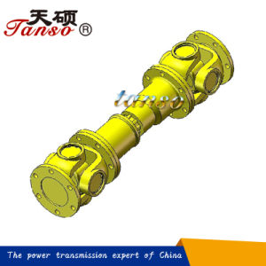 High Precision Universal Coupling Used for Industrial Machinery pictures & photos