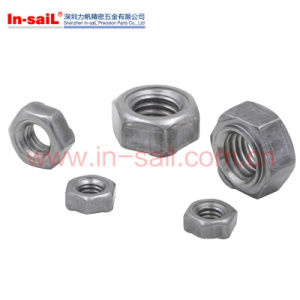 DIN Standard Stainless Steel Weld Nut pictures & photos