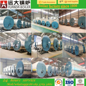 4t/Hr Steam Capacity Gas Oil Fuel Fired Steam Boiler pictures & photos