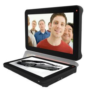 9inch Recording RFID Password Fingerprint Recognition 900tvl Color Video Doorphone pictures & photos