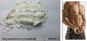 99% Solution Steroids Anadrol Raw Hormone Powders pictures & photos
